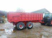 BIGAB Heuschmid 15-19 Med container Abschiebewagen