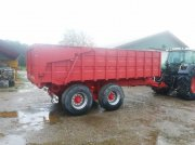 BIGAB Heuschmid 15-19 Med container letolólapos kocsi