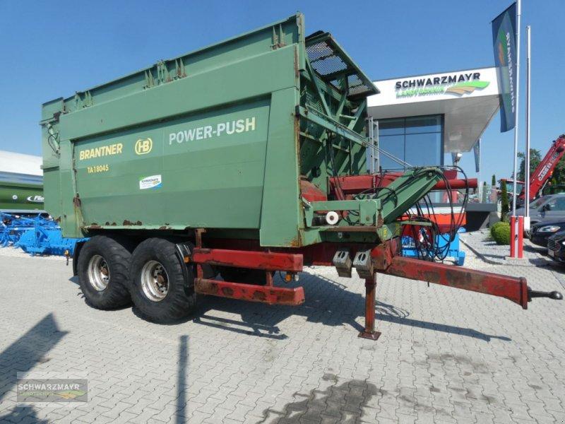 Abschiebewagen des Typs Brantner Power-Push TA 18045 PP, Gebrauchtmaschine in Aurolzmünster (Bild 1)