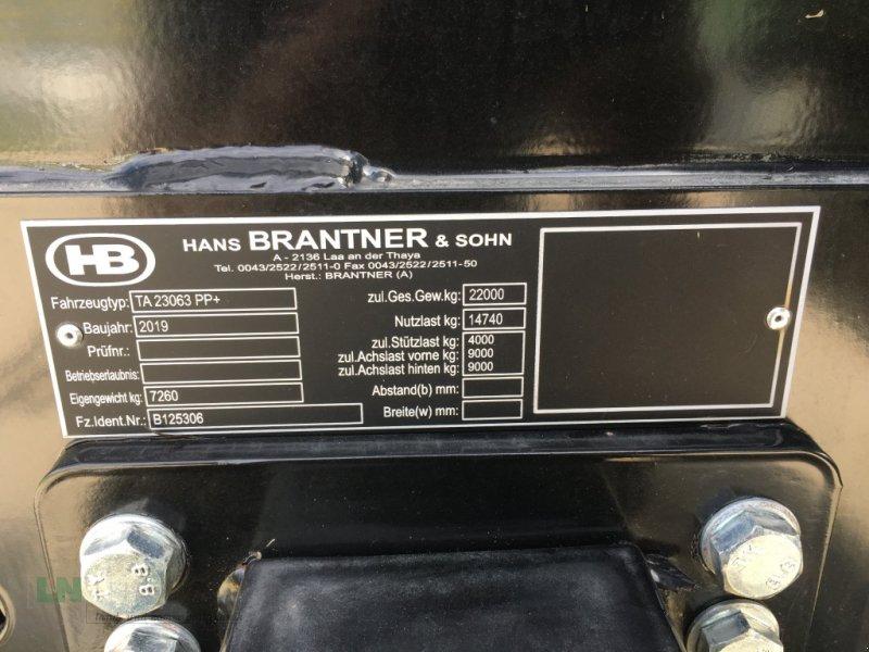 Abschiebewagen типа Brantner TA 23063 Power Push Plus, Gebrauchtmaschine в Eggenfelden (Фотография 10)