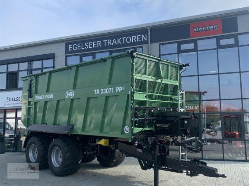 Abschiebewagen typu Brantner TA23071PP+, Neumaschine v Fürth / Burgfarrnbach (Obrázok 1)