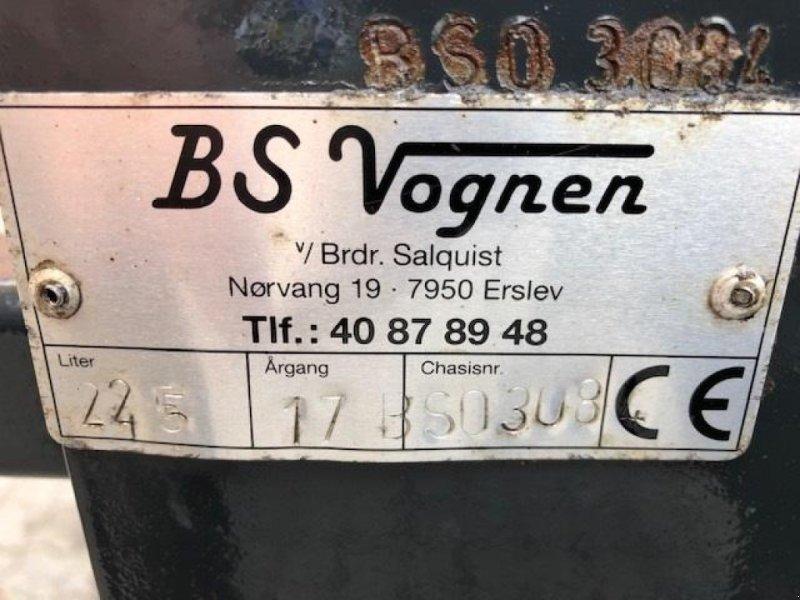 Abschiebewagen типа Bs Vogenen 17 Ton, Gebrauchtmaschine в Gjerlev J. (Фотография 5)