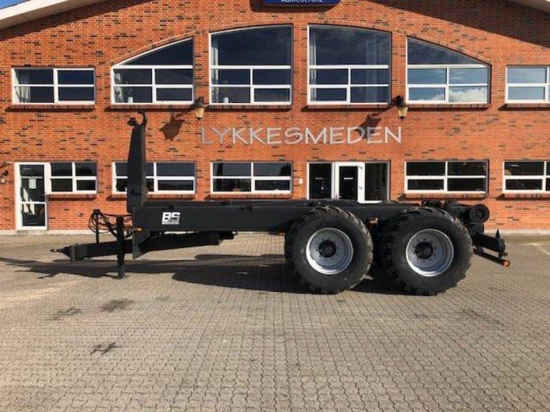 Abschiebewagen a típus Bs Vogenen 22t, Gebrauchtmaschine ekkor: Gjerlev J. (Kép 1)