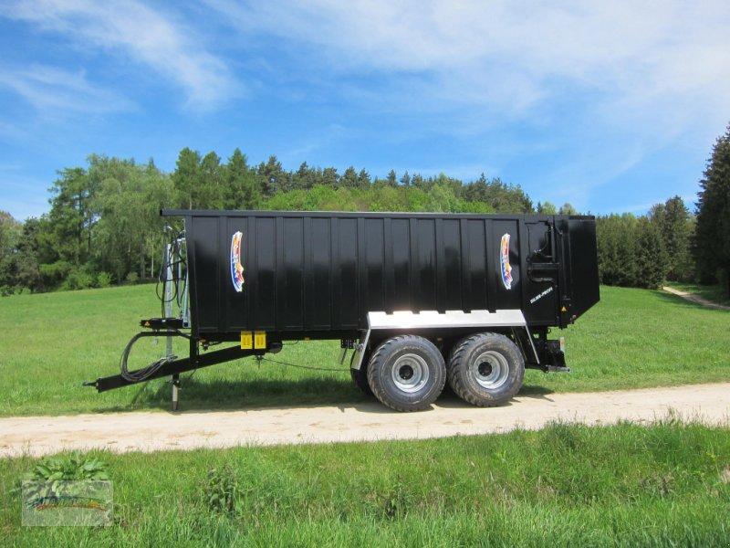 Abschiebewagen des Typs Demmler TSM 2170 LL, Neumaschine in Wertingen-Geratshofen (Bild 1)