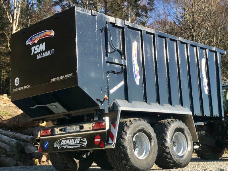 Abschiebewagen des Typs Demmler TSM  Mammut, Gebrauchtmaschine in Wegscheid (Bild 1)