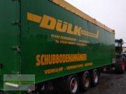 Abschiebewagen des Typs Dülk walkingfloor, Gebrauchtmaschine in Donnersdorf