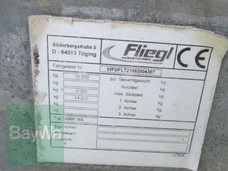 Abschiebewagen des Typs Fliegl ASW  160 GIGANT, Gebrauchtmaschine in Sulzbach-Rosenberg (Bild 7)