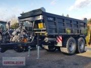 Fliegl ASW 252 Stone Black Bull Schwerlast-Abschiebewagen Самосвальный полуприцеп