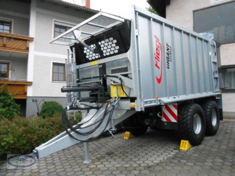 Abschiebewagen типа Fliegl ASW 256 Compact Fox, Neumaschine в Münzkirchen (Фотография 1)