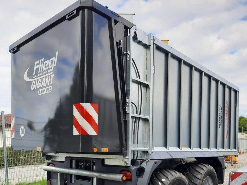 Abschiebewagen tipa Fliegl ASW 261 FOX ***kurzfristig verfügbar***, Neumaschine u Offenhausen (Slika 1)