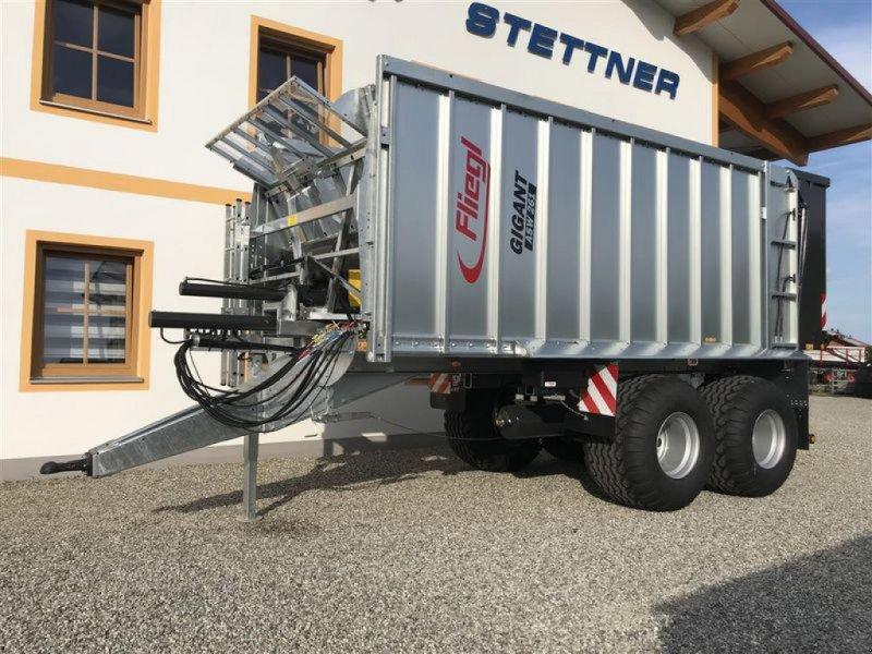 Abschiebewagen tipa Fliegl ASW 261 GIGANT COMPACT FOX, Neumaschine u Grabenstätt-Erlstätt (Slika 1)