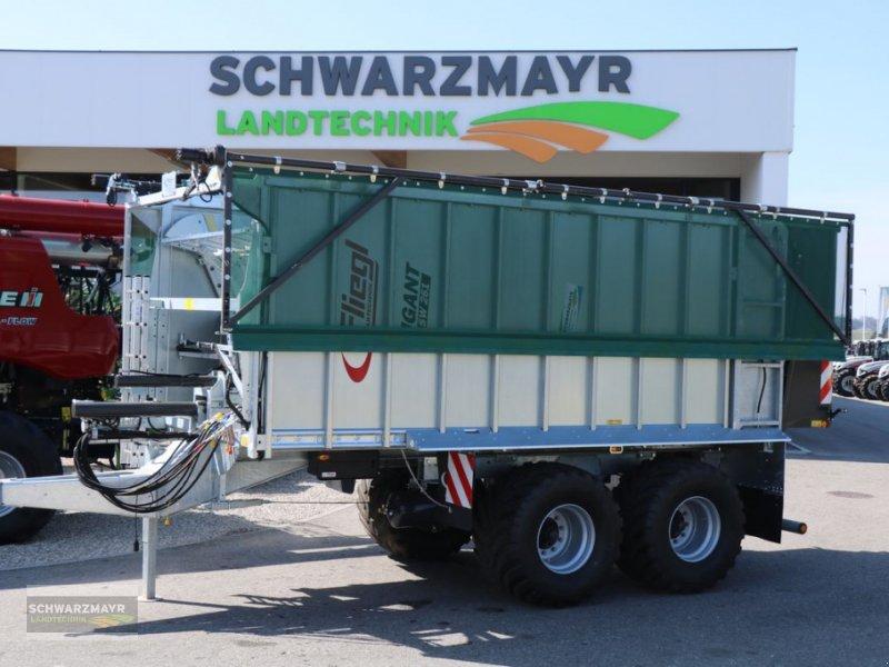 Abschiebewagen типа Fliegl ASW 261 Gigant - Top Lift, Neumaschine в Gampern (Фотография 1)
