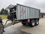 Abschiebewagen of the type Fliegl ASW 268 Gigant Unfall, Gebrauchtmaschine in Neureichenau