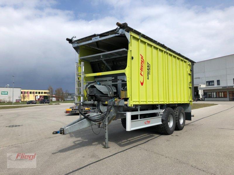 Abschiebewagen des Typs Fliegl ASW 271 65 km/h, Gebrauchtmaschine in Mühldorf (Bild 1)