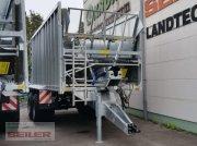 """Abschiebewagen des Typs Fliegl ASW 271 C FOX 40m³ """"Franken-Renner"""", Neumaschine in Ansbach"""