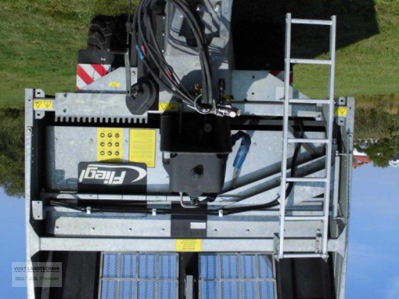 Abschiebewagen des Typs Fliegl ASW 271 C, Gebrauchtmaschine in Bodenkirchen (Bild 4)