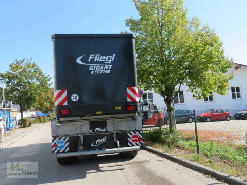 Abschiebewagen des Typs Fliegl ASW 271 FOX, Gebrauchtmaschine in Markt Schwaben (Bild 2)