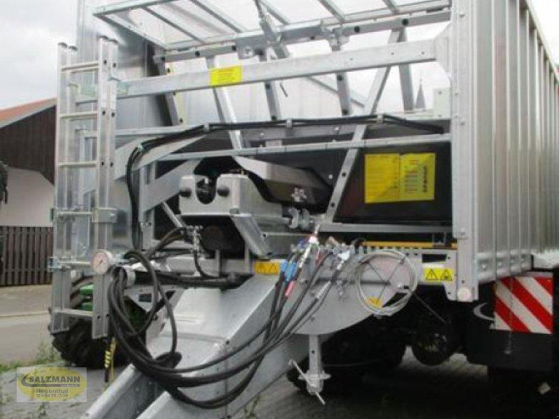 Abschiebewagen des Typs Fliegl ASW 271 Fox, Neumaschine in Rosenthal (Bild 1)