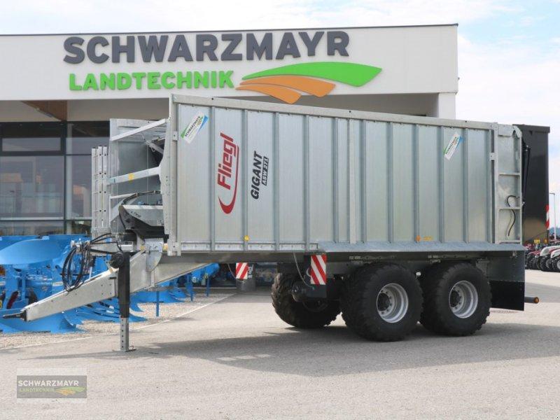 Abschiebewagen a típus Fliegl ASW 271 Gigant, Neumaschine ekkor: Gampern (Kép 1)