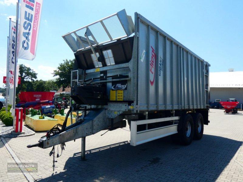 Abschiebewagen типа Fliegl ASW 271, Gebrauchtmaschine в Aurolzmünster (Фотография 5)