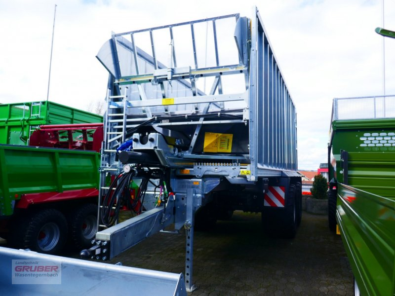 Abschiebewagen типа Fliegl ASW 281 Taurus / 23to / Brücke: 8,10m, Neumaschine в Dorfen (Фотография 2)