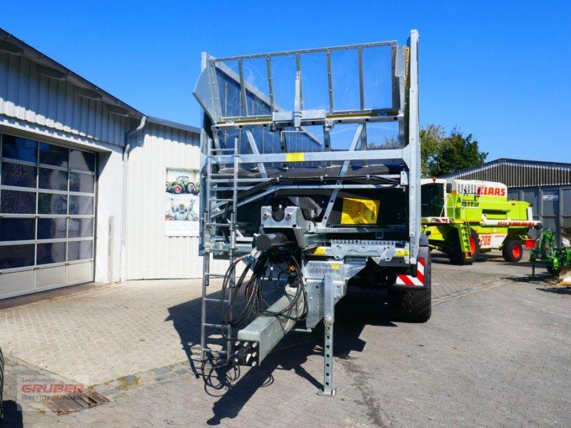 Abschiebewagen des Typs Fliegl ASW 281 Taurus / 23to / Brücke: 8,10m, Neumaschine in Dorfen (Bild 3)
