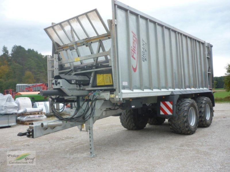 Abschiebewagen типа Fliegl ASW 281 Taurus, Gebrauchtmaschine в Pegnitz-Bronn (Фотография 1)