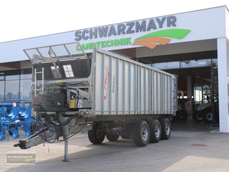 Abschiebewagen типа Fliegl ASW 391.40, Gebrauchtmaschine в Aurolzmünster (Фотография 1)