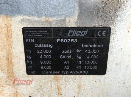 Abschiebewagen of the type Fliegl ASW Dumper A25/A30, Gebrauchtmaschine in Mühldorf (Picture 9)