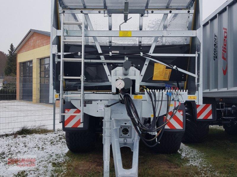 Abschiebewagen tipa Fliegl Gigant ASW 256, Neumaschine u Rottenburg (Slika 1)