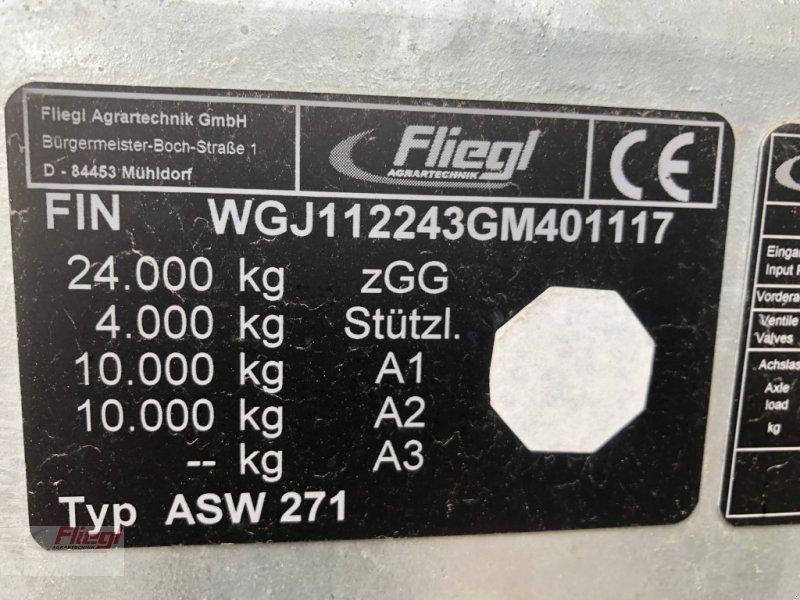 Abschiebewagen типа Fliegl Gigant ASW 271, Gebrauchtmaschine в Mühldorf (Фотография 14)