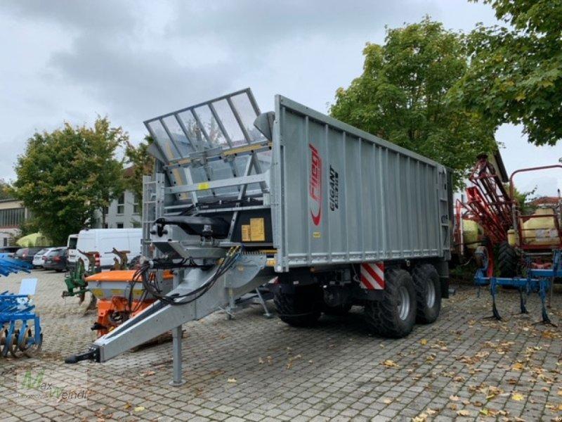 Abschiebewagen a típus Fliegl Gigant ASW 271, Neumaschine ekkor: Markt Schwaben (Kép 1)