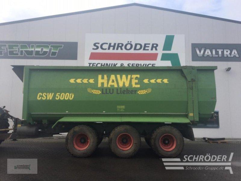Abschiebewagen des Typs Hawe CSW 5000 T, Gebrauchtmaschine in Leizen (Bild 1)