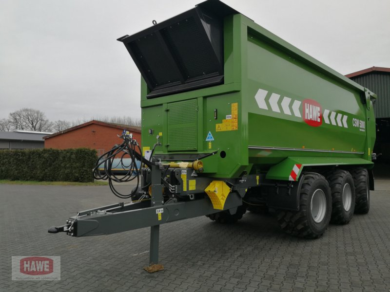 Abschiebewagen типа Hawe CSW 5000, Neumaschine в Wippingen (Фотография 1)