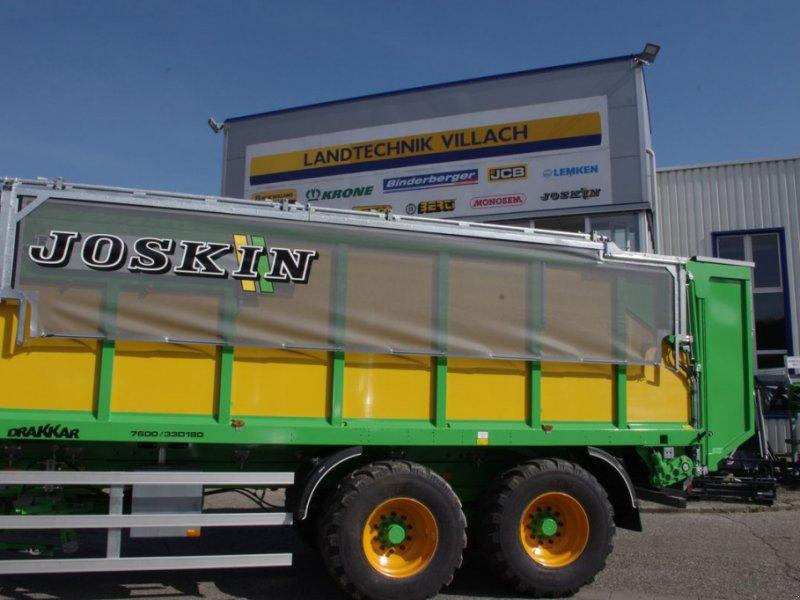 Abschiebewagen типа Joskin Drakkar 7600/33, Gebrauchtmaschine в Villach (Фотография 1)