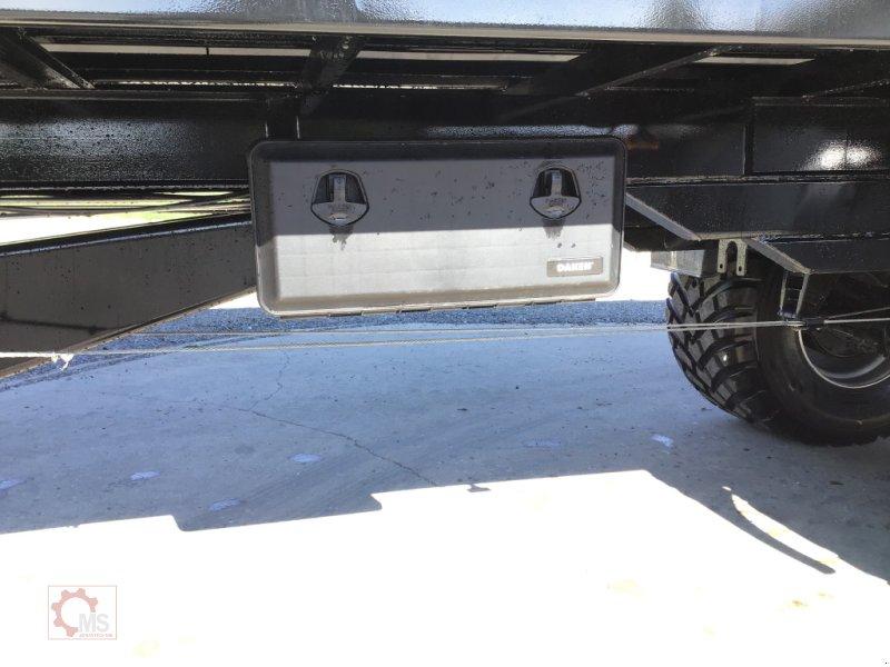Abschiebewagen des Typs Kobzarenko TZP 24t 45m³ Deichselfederung Lenkachse, Neumaschine in Tiefenbach (Bild 9)