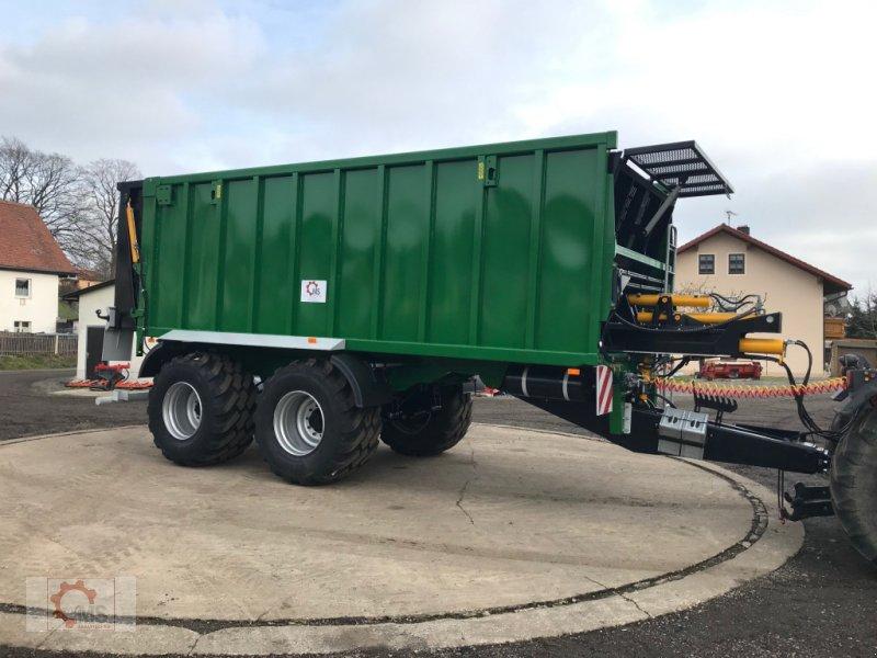 Abschiebewagen des Typs Kobzarenko TZP 24t 45m³ Lenkachse Deichselfederung, Neumaschine in Tiefenbach (Bild 2)