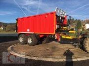 Abschiebewagen des Typs Kobzarenko TZP 27 24t 40m³ Lenkachse Deichselfederung, Neumaschine in Tiefenbach