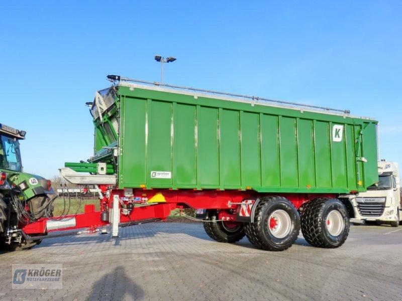Abschiebewagen des Typs Kröger TAW20, Neumaschine in Rechterfeld (Bild 1)