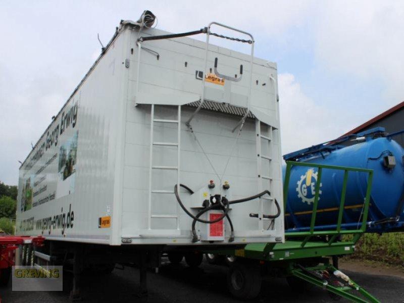 Abschiebewagen типа Legras Industrie SBS222 -F LKW Schubboden, Gebrauchtmaschine в Ahaus (Фотография 1)
