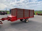 Sonstige Anhänger Abschiebewagen Remorcă prin impingere