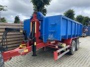 Abschiebewagen typu Sonstige HCV-120 3 containere, Gebrauchtmaschine v Rønnede