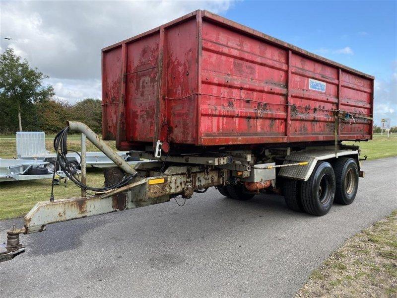 Abschiebewagen a típus Sonstige Lastbilvogn Wirehejsevogn, Gebrauchtmaschine ekkor: Holstebro (Kép 1)