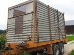 Abschiebewagen des Typs Sonstige Mengele 8t в Treuchtlingen