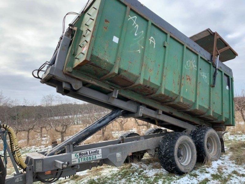 Abschiebewagen типа Stronga HL160S kroghejsvogn(uden container)VELHOLDT, Gebrauchtmaschine в Sakskøbing (Фотография 1)