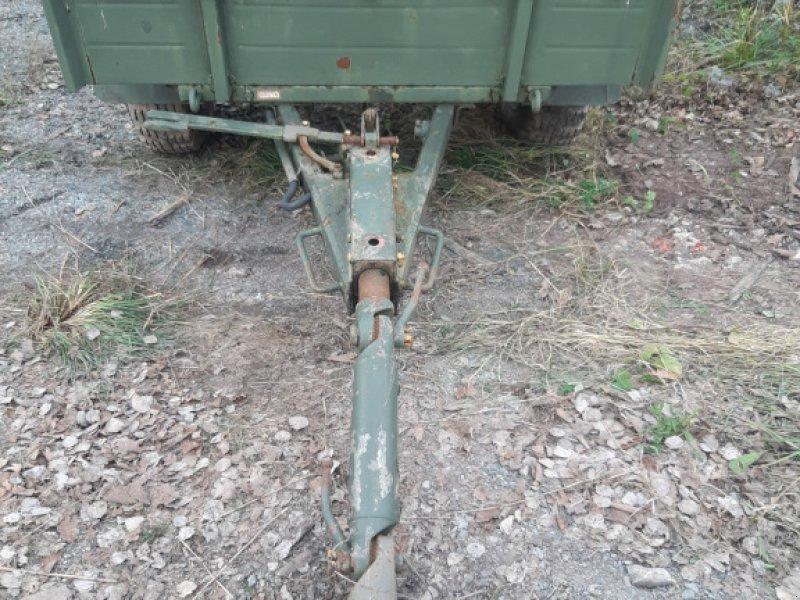 Achsen & Fahrantrieb typu Anhänger Bundeswer  anhänger  mit papire, Gebrauchtmaschine w Stegaurach (Zdjęcie 1)