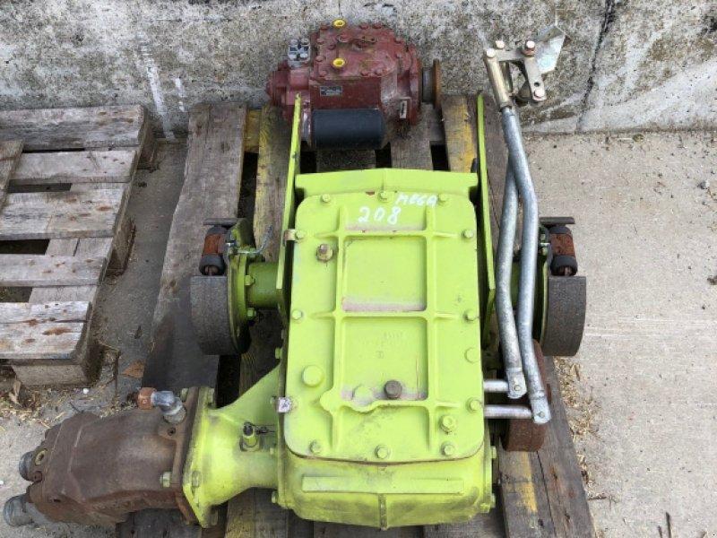 Achsen & Fahrantrieb des Typs CLAAS Getriebe, Hydrostat und Achsschenkel, Gebrauchtmaschine in Bruckberg (Bild 1)