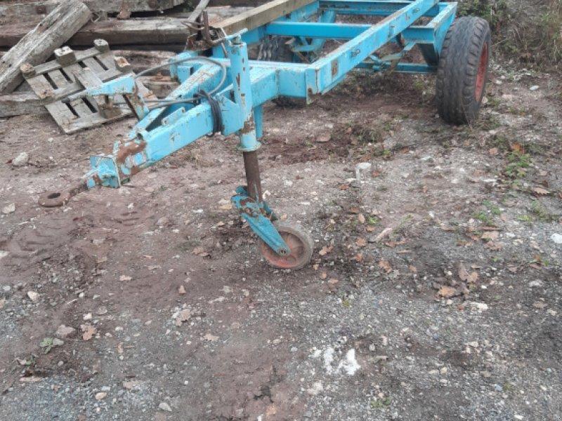 Achsen & Fahrantrieb tip Eigenbau Eigenbau, Gebrauchtmaschine in Stegaurach (Poză 1)