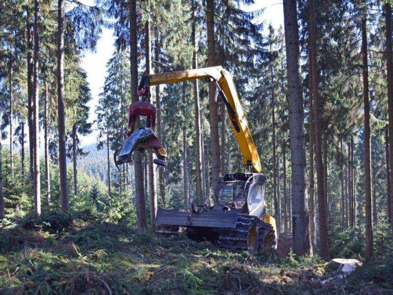 Aggregat & Anbauprozessor типа Konrad Forsttechnik Highlander 6WD Harvester, Neumaschine в Hutthurm (Фотография 1)