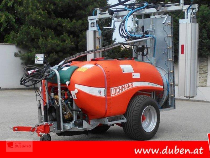 Anbau-Gebläsespritze tipa Lochmann RPS 15/80 UQW UEZ, Neumaschine u Ziersdorf (Slika 1)